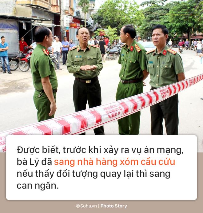 [PHOTO STORY] Hiện trường vụ hung thủ dùng súng CKC bắn chết vợ chồng giám đốc ở Điện Biên - Ảnh 4.