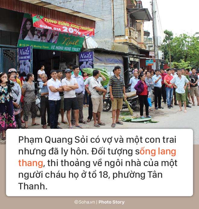 [PHOTO STORY] Hiện trường vụ hung thủ dùng súng CKC bắn chết vợ chồng giám đốc ở Điện Biên - Ảnh 7.