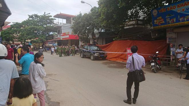 Vợ chồng giám đốc ở Điện Biên bị bắn chết tại nhà, nghi phạm nổ súng tự sát - Ảnh 1.