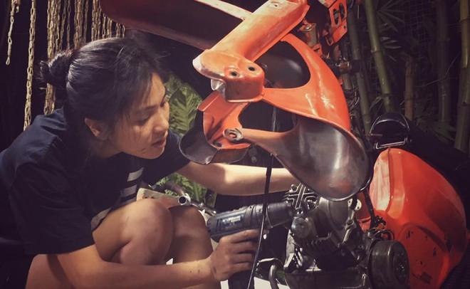 Chân dung người phụ nữ ở bên cạnh Johnny Trí Nguyễn lúc gầy gò, xuống sắc nhất - Ảnh 11.