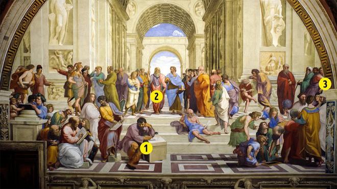 Tiết lộ chi tiết bí ẩn trong 7 bức tranh nổi tiếng thế giới - Ảnh 4.