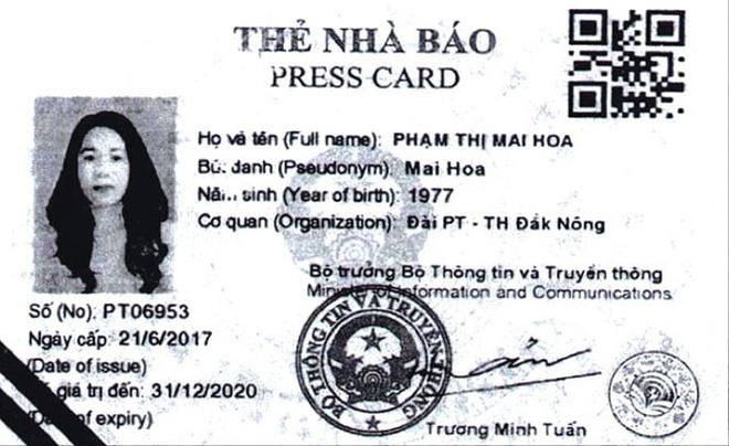 """Giám đốc Ðài PT-TH Ðắk Nông """"thăng tiến thần tốc""""? - Ảnh 2."""
