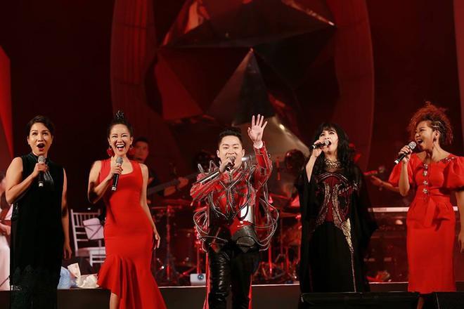 Bị nghệ sĩ gạo cội chê bai, các diva Mỹ Linh, Hà Trần, Hồng Nhung cùng lên tiếng  - Ảnh 3.