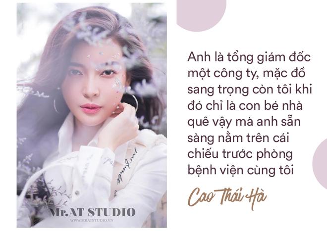 Cao Thái Hà: Tôi ân hận vì đã không tha thứ cho bạn trai dẫn tới chia tay - Ảnh 1.