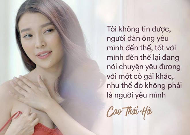 Cao Thái Hà: Tôi ân hận vì đã không tha thứ cho bạn trai dẫn tới chia tay - Ảnh 5.