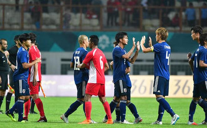 Tiền vệ Nhật Bản: