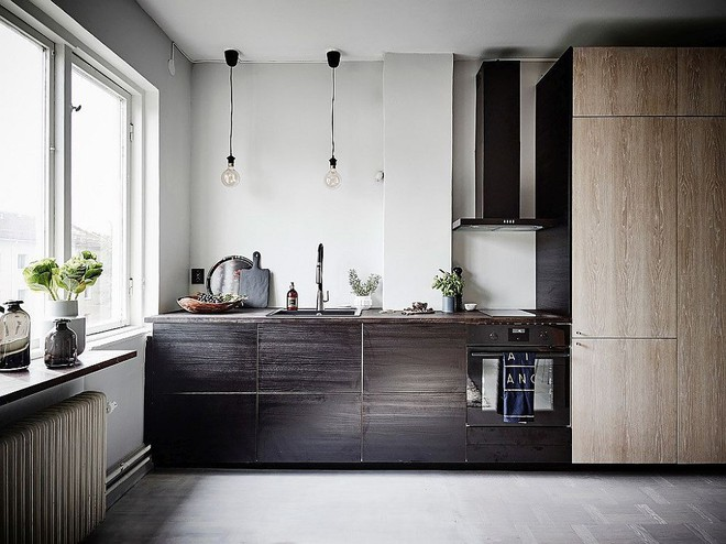 Căn hộ nhỏ vỏn vẹn 26m² nhưng góc nào góc nấy đẹp như khách sạn nhờ áp dụng phong cách này - Ảnh 6.