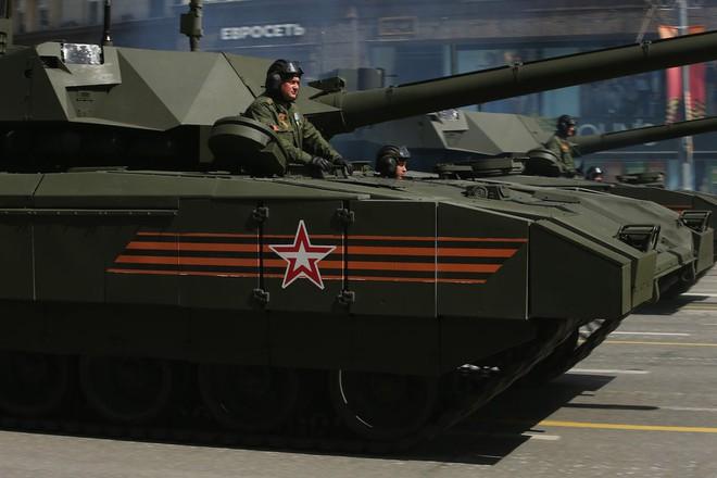 Siêu tăng T-14 Armata Nga sẽ khạc lửa bằng pháo 152 mm? - Ảnh 1.