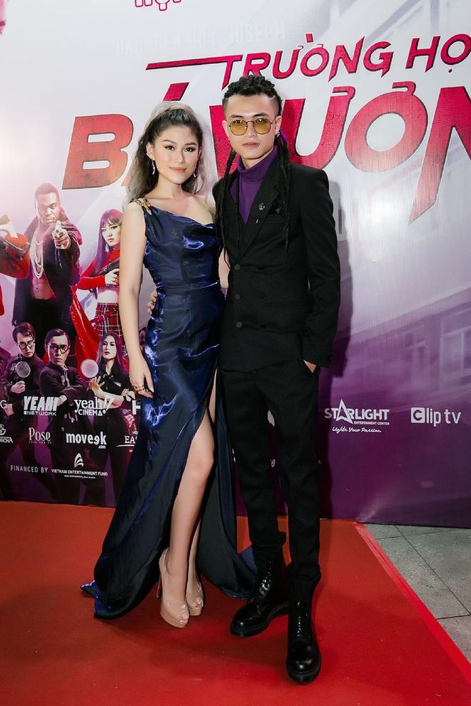 Ngọc Thanh Tâm khoe vẻ gợi cảm trong buổi ra mắt phim mới - Ảnh 9.