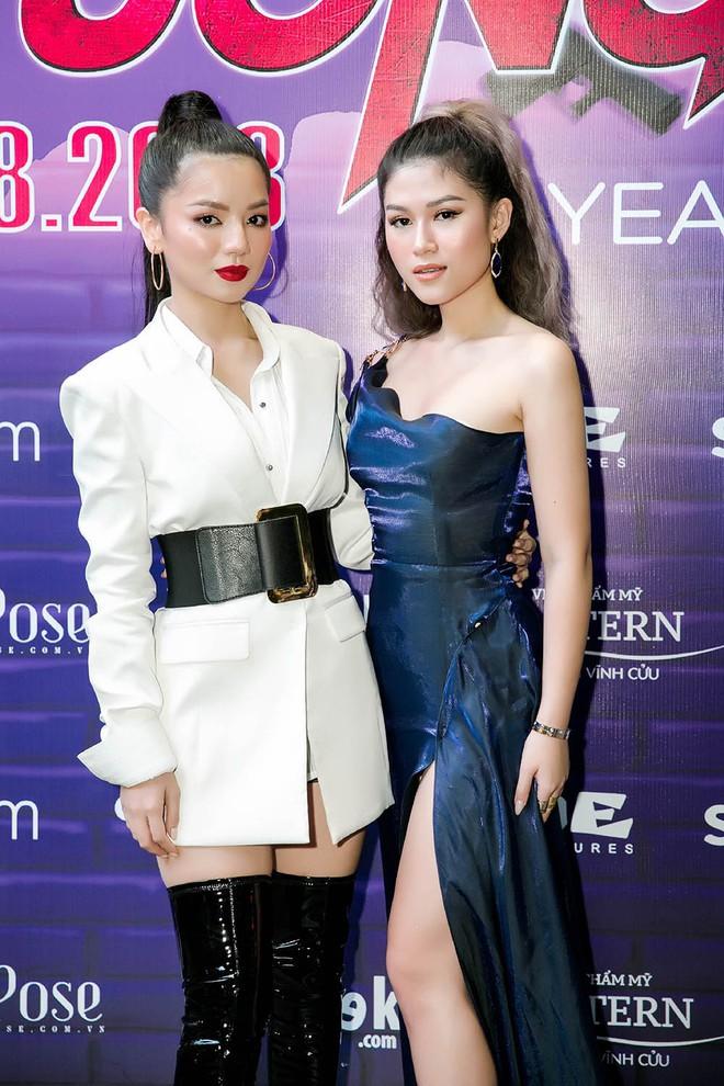 Ngọc Thanh Tâm khoe vẻ gợi cảm trong buổi ra mắt phim mới - Ảnh 7.