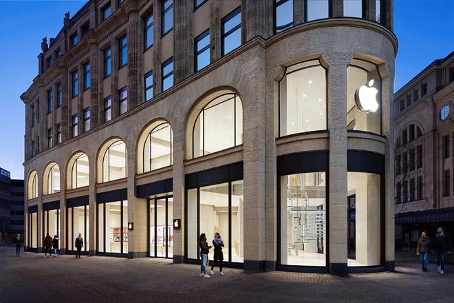 8 cửa hàng đẹp sang chảnh bậc nhất của Apple, đảm bảo vào bạn sẽ không muốn ra Công nghệ 9 giờ trước - Ảnh 5.
