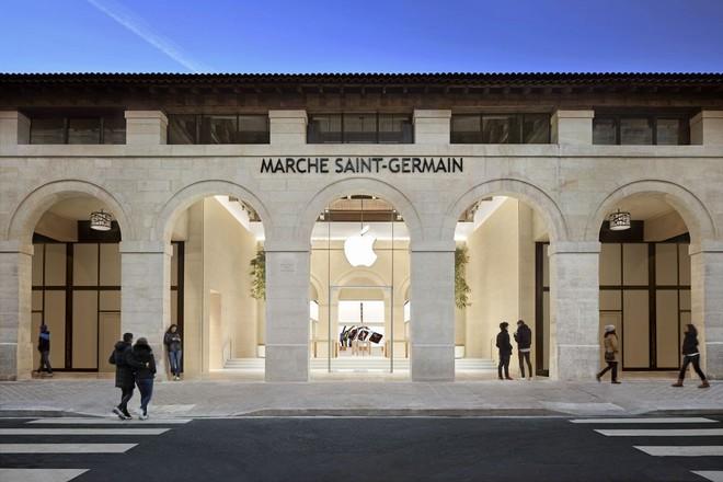 8 cửa hàng đẹp sang chảnh bậc nhất của Apple, đảm bảo vào bạn sẽ không muốn ra Công nghệ 9 giờ trước - Ảnh 6.