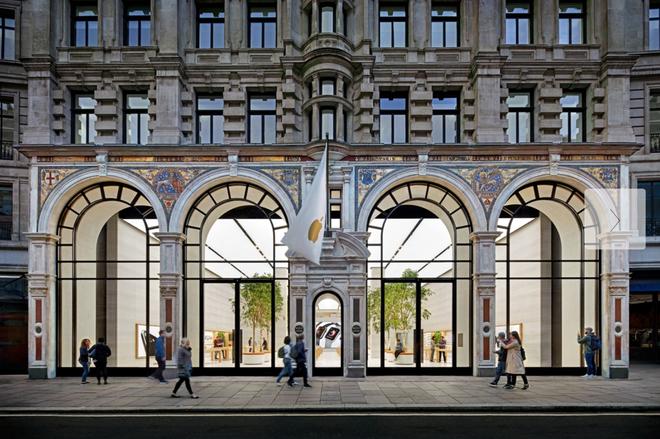 8 cửa hàng đẹp sang chảnh bậc nhất của Apple, đảm bảo vào bạn sẽ không muốn ra Công nghệ 9 giờ trước - Ảnh 7.