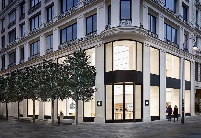 8 cửa hàng đẹp sang chảnh bậc nhất của Apple, đảm bảo vào bạn sẽ không muốn ra Công nghệ 9 giờ trước - Ảnh 8.