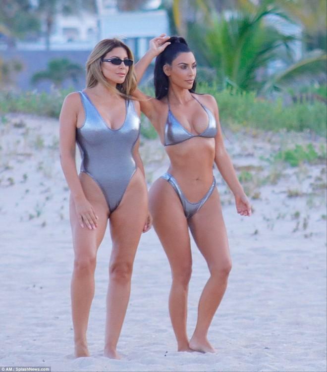 Nhìn body chuẩn đồng hồ cát của Kim Kardashian hiện giờ, bảo đảm bạn sẽ có thêm động lực giảm cân! - Ảnh 5.