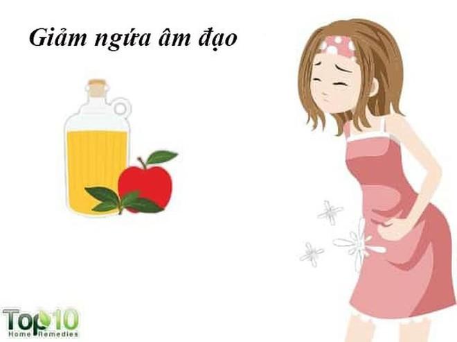 Giấm táo mang lại nhiều lợi ích không ngờ cho phụ nữ - Ảnh 7.