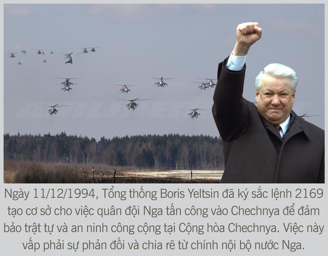 [Photo Story] Chiến tranh Chechnya lần thứ nhất - Nơi quân đội Nga sa hỏa ngục - Ảnh 3.