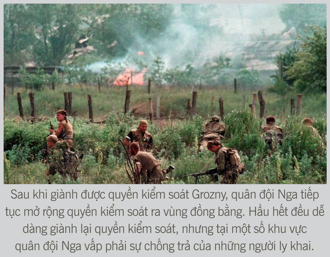 [Photo Story] Chiến tranh Chechnya lần thứ nhất - Nơi quân đội Nga sa hỏa ngục - Ảnh 5.
