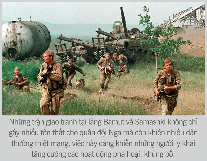 [Photo Story] Chiến tranh Chechnya lần thứ nhất - Nơi quân đội Nga sa hỏa ngục - Ảnh 6.