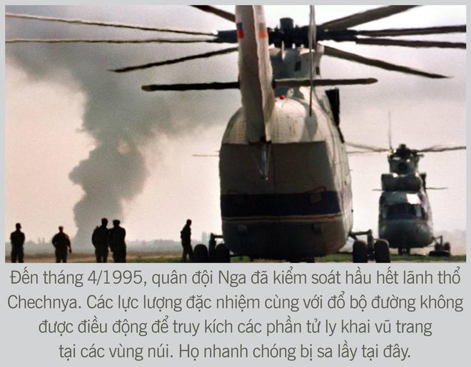 [Photo Story] Chiến tranh Chechnya lần thứ nhất - Nơi quân đội Nga sa hỏa ngục - Ảnh 7.