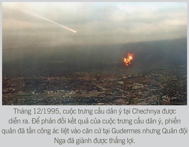 [Photo Story] Chiến tranh Chechnya lần thứ nhất - Nơi quân đội Nga sa hỏa ngục - Ảnh 10.