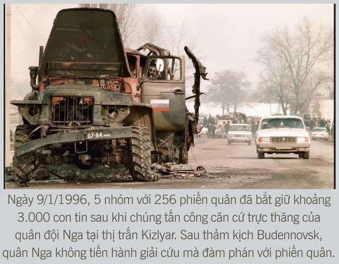 [Photo Story] Chiến tranh Chechnya lần thứ nhất - Nơi quân đội Nga sa hỏa ngục - Ảnh 11.