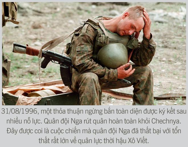 [Photo Story] Chiến tranh Chechnya lần thứ nhất - Nơi quân đội Nga sa hỏa ngục - Ảnh 14.