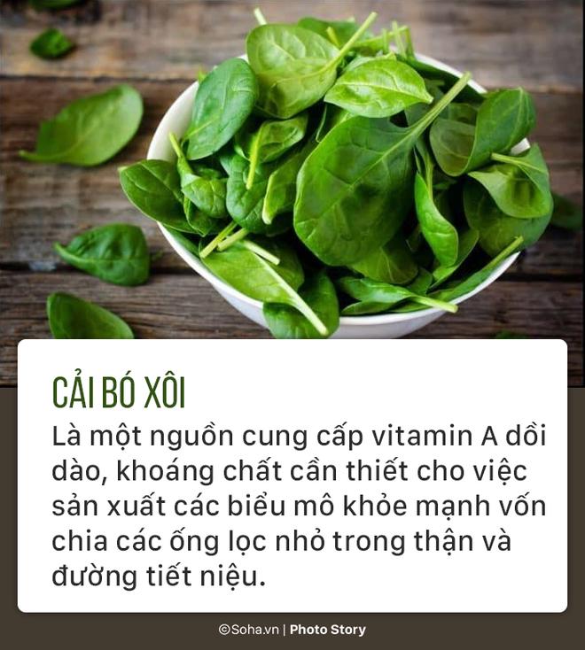 8 loại thực phẩm ngon, bổ, rẻ là bạn thân của thận: Ăn càng nhiều, thận càng khỏe - Ảnh 13.
