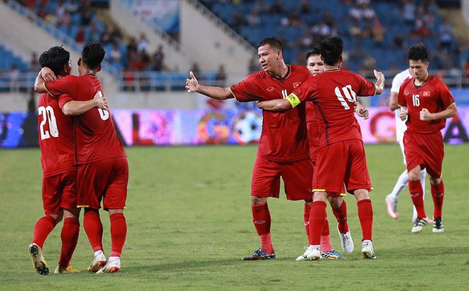 Đối đầu với thầy trò HLV Park Hang-seo, U23 Bahrain mới là đội phải lo lắng