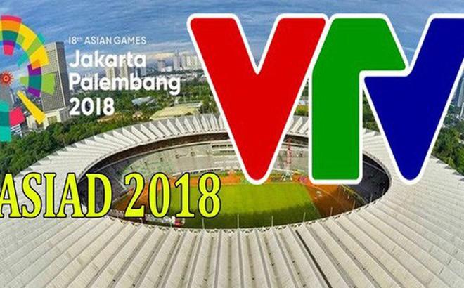 VTV gửi công văn đề nghị được tiếp sóng Asiad 2018 1