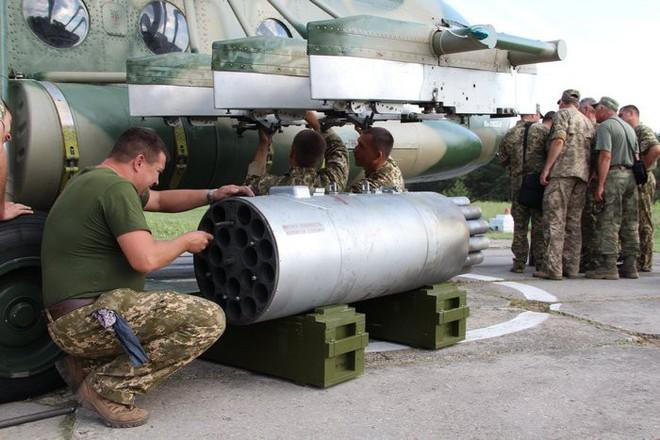 Trực thăng Mi-8 ồ ạt nã 300 tên lửa Oskol: Ukraine khẳng định chất lượng vũ khí nội địa - Ảnh 4.