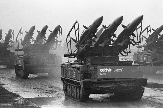 Những hình ảnh ấn tượng về cuộc tập trận lớn nhất lịch sử Liên Xô - ảnh 13