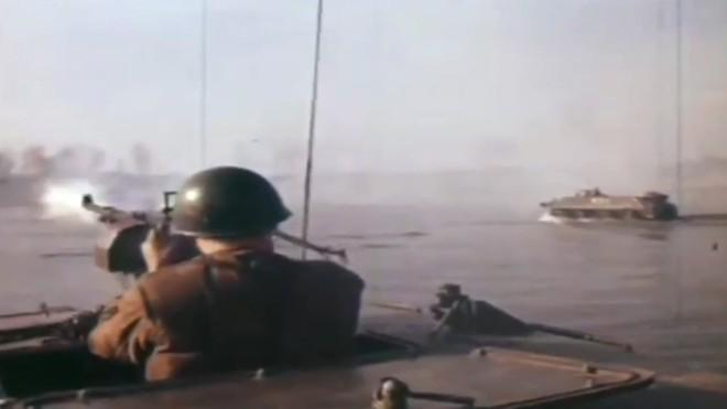 Những hình ảnh ấn tượng về cuộc tập trận lớn nhất lịch sử Liên Xô - ảnh 10