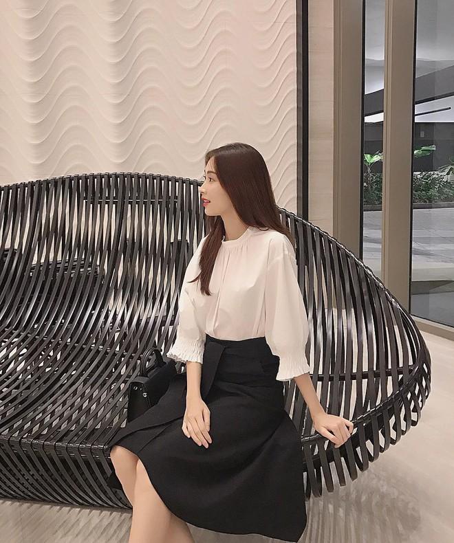 Không cần học đâu xa, các mỹ nhân Việt cũng có loạt gợi ý đầy tính ứng dụng giúp nàng công sở mặc đẹp cả tuần - Ảnh 1.