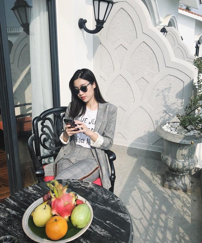 Không cần học đâu xa, các mỹ nhân Việt cũng có loạt gợi ý đầy tính ứng dụng giúp nàng công sở mặc đẹp cả tuần - Ảnh 13.