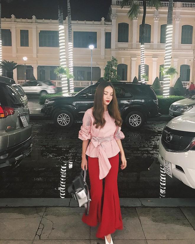 Không cần học đâu xa, các mỹ nhân Việt cũng có loạt gợi ý đầy tính ứng dụng giúp nàng công sở mặc đẹp cả tuần - Ảnh 5.