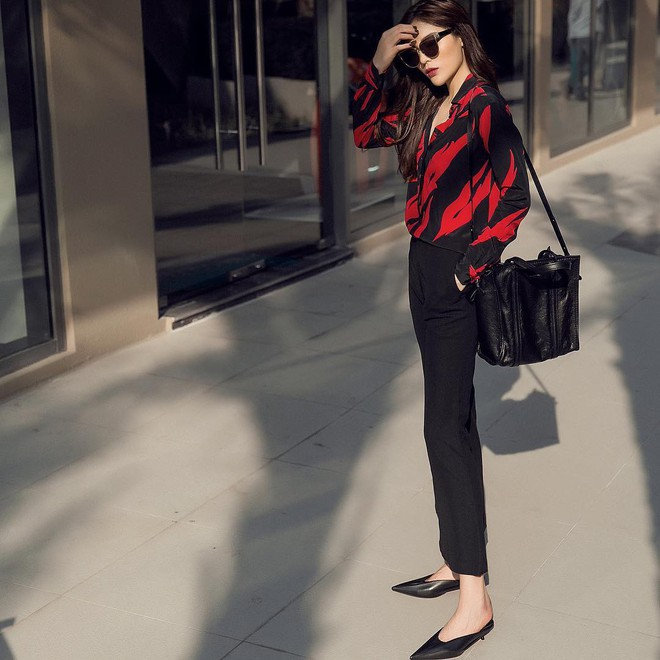 Không cần học đâu xa, các mỹ nhân Việt cũng có loạt gợi ý đầy tính ứng dụng giúp nàng công sở mặc đẹp cả tuần - Ảnh 7.
