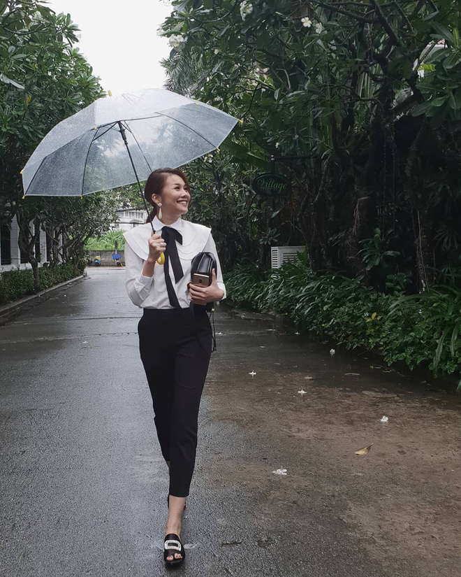 Không cần học đâu xa, các mỹ nhân Việt cũng có loạt gợi ý đầy tính ứng dụng giúp nàng công sở mặc đẹp cả tuần - Ảnh 8.
