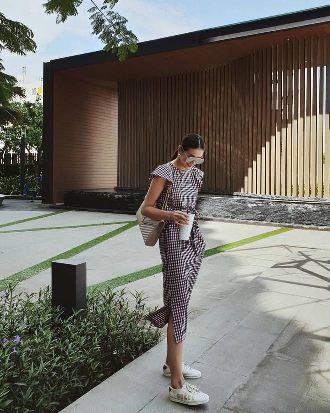 Không cần học đâu xa, các mỹ nhân Việt cũng có loạt gợi ý đầy tính ứng dụng giúp nàng công sở mặc đẹp cả tuần - Ảnh 10.