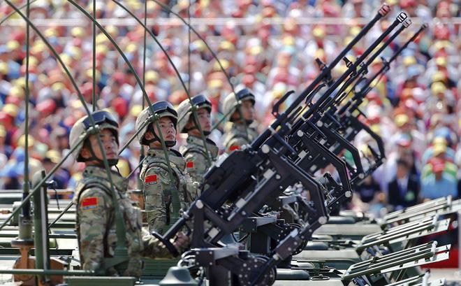 7 dấu hiệu cho thấy quân đội Trung Quốc ngày càng nguy hiểm