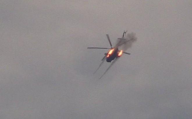 Trực thăng Mi-8 ồ ạt nã 300 tên lửa Oskol: Ukraine khẳng định chất lượng vũ khí nội địa