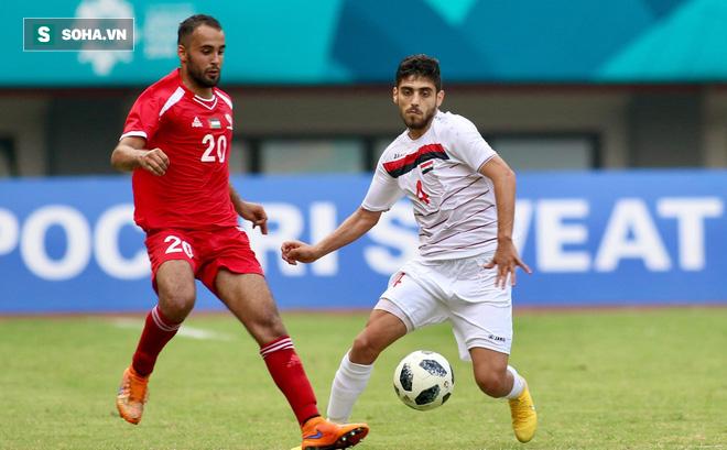 Vượt Palestine, HLV U23 Syria nói điều khiến HLV Park Hang-seo phải ngại 1
