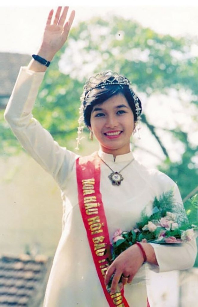 Chuyện khó tin về phần thi bikini của Hoa hậu Việt Nam 30 năm trước - Ảnh 1.