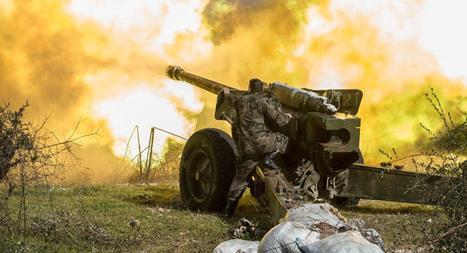 Nga có vũ khí siêu việt nào khiến Mỹ bất lực ở Syria, chấp nhận mất trắng hàng nghìn tỷ USD? - Ảnh 2.
