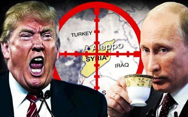 Nga có vũ khí siêu việt nào khiến Mỹ bất lực ở Syria, chấp nhận mất trắng hàng nghìn tỷ USD?