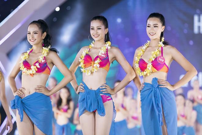 Lộ diện 3 thí sinh có thân hình đẹp nhất Hoa hậu Việt Nam sau màn thi bikini bốc lửa - Ảnh 12.