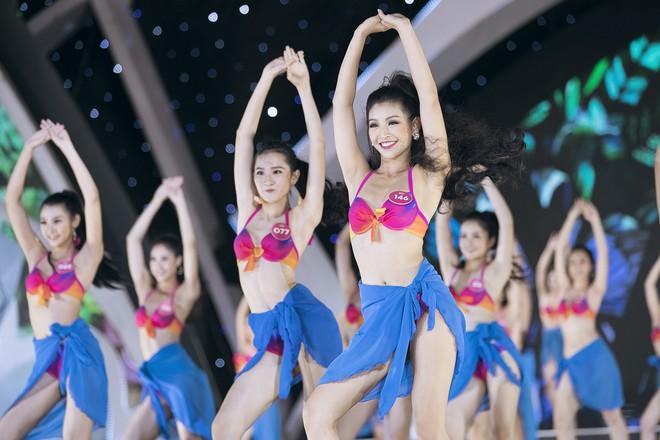 Lộ diện 3 thí sinh có thân hình đẹp nhất Hoa hậu Việt Nam sau màn thi bikini bốc lửa - Ảnh 11.
