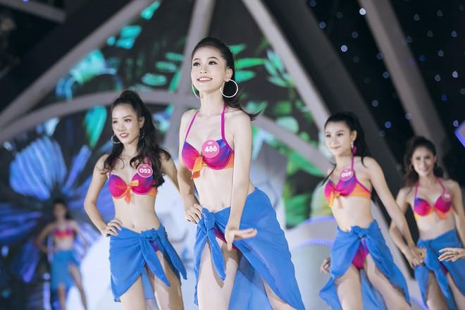 Lộ diện 3 thí sinh có thân hình đẹp nhất Hoa hậu Việt Nam sau màn thi bikini bốc lửa - Ảnh 10.