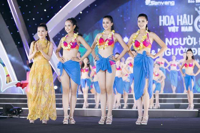 Lộ diện 3 thí sinh có thân hình đẹp nhất Hoa hậu Việt Nam sau màn thi bikini bốc lửa - Ảnh 13.