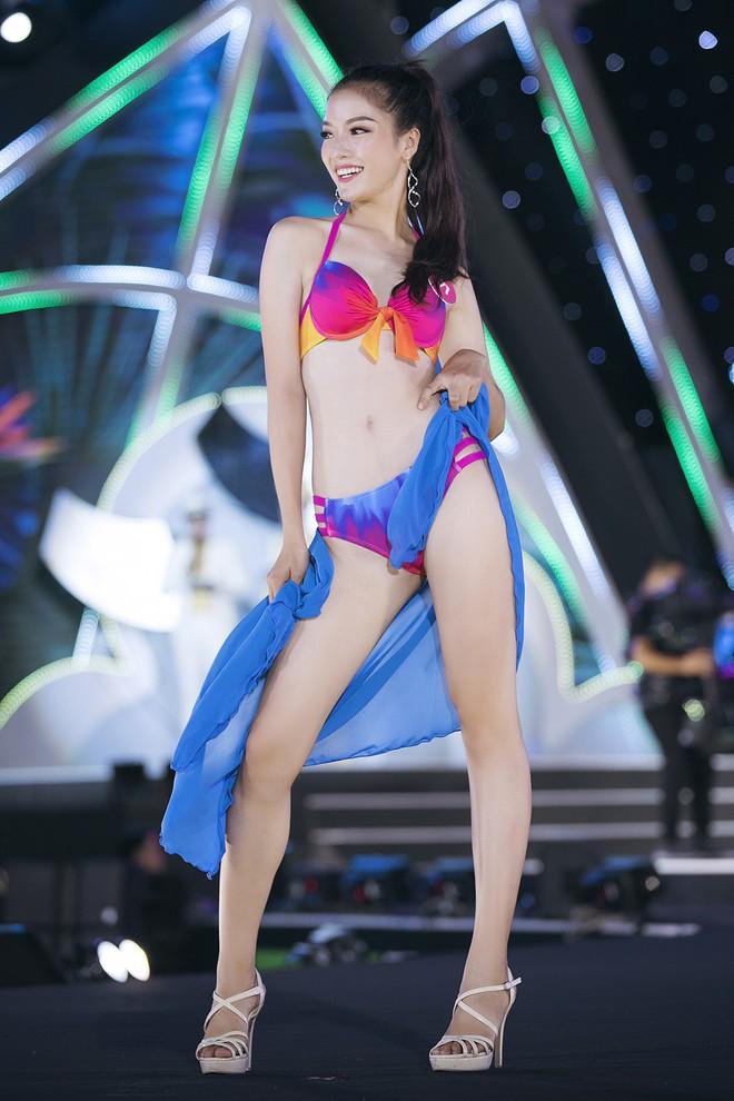 Lộ diện 3 thí sinh có thân hình đẹp nhất Hoa hậu Việt Nam sau màn thi bikini bốc lửa - Ảnh 7.
